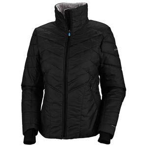 ⬇️ COLUMBIA Omni Heat Kaleidaslope II Jacket Black